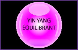 Yin Yang équilibrant